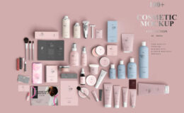 100+ Cosmetic Mock-up Collection 4612374