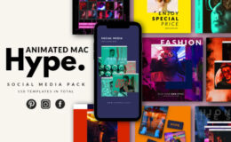 Animated Mac Hype Instagram Pack 3760391