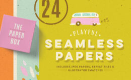 Seamless paper texture pack 2544248